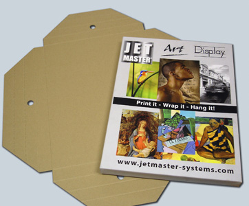 <b>JM1216</b>-JetMaster 1216 (10 units pack) - Photo Wrap System - Size : 304,8 x 406,4mm