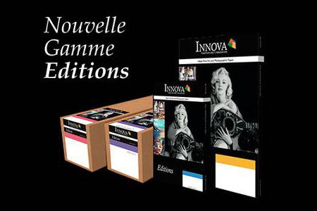 Innova Gamme Editions